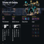 Trials for 10/23/20